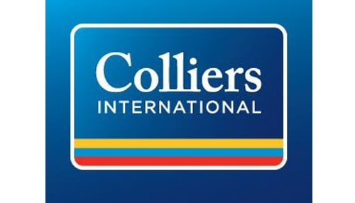 Colliers International marketed the building on behalf of the seller.