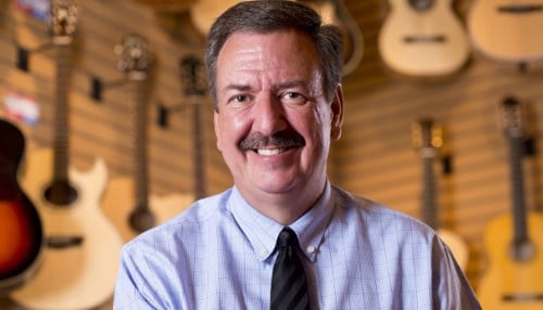 Chuck Surack is the founder and CEO of Sweetwater Sound.