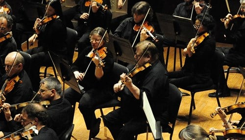 The Indianapolis Symphony Orchestra is one of the recipients.