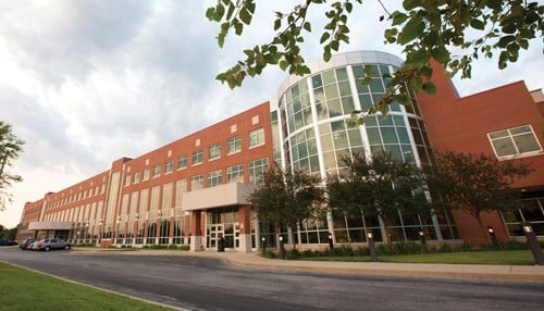 The Ivy Tech Southwest Region has three campuses, including Evansville (pictured).