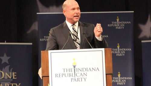 House Speaker Brian Bosma is the chair of the Legislative Council.