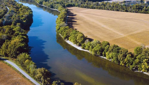 The State Nutrient Reduction Strategy has been approved by the EPA.
