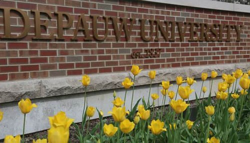 "DePauw University ranked No. 20 on list of Best ""Colleges"""
