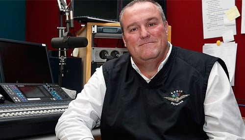 Jaynes has worked for the radio network since 1996.