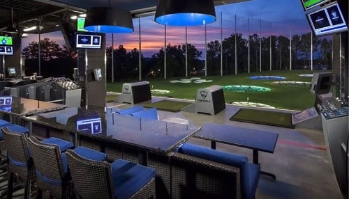 Topgolf plans to build a three-level facility in Fishers.