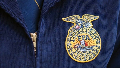 The National FFA Organization is headquartered in Indianapolis.