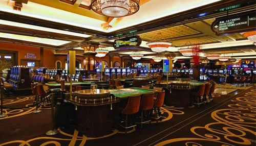 Horseshoe Casino Hammond took in $9M in sports bets in September.