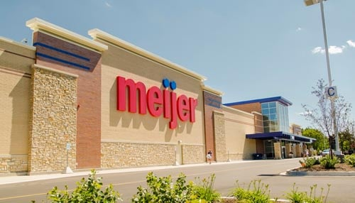 Meijer operates over 230 stores across six states.