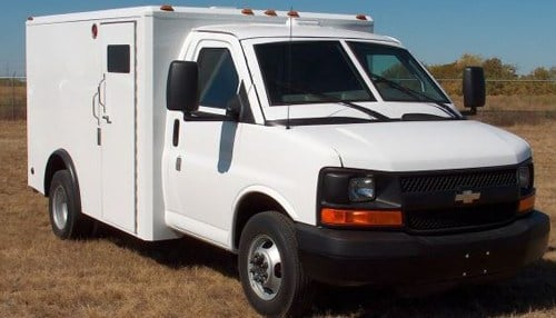 Supreme Industries manufactures specialty vehicles.
