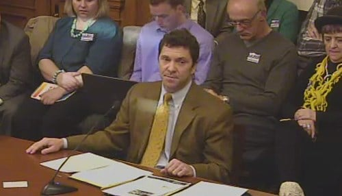 DNR Director Cameron Clark is supportive of the bill.