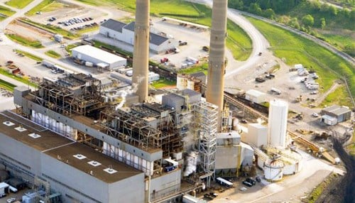 The new power plant would be built at the site of the A.B. Brown plant in Posey County.