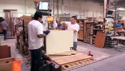 Cabinet Maker Investing In Culver