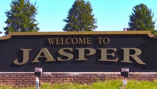 Jasper Named 'Community of the Year'