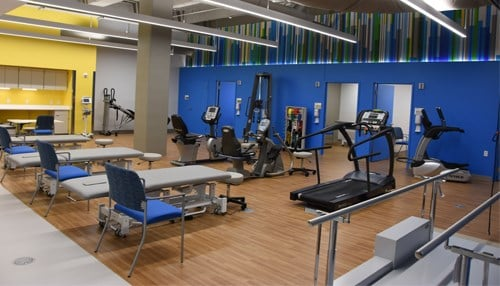 Eskenazi Opens Downtown Rehab Center Inside Indiana Business