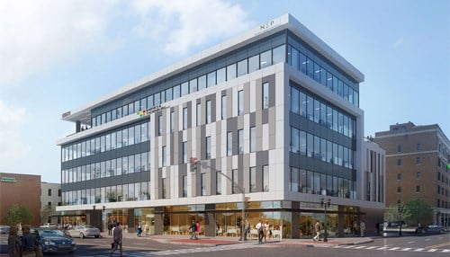 South Bend Gets First Downtown Office Building in 20 Years - Inside
