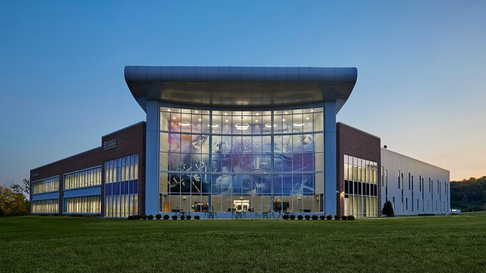 Rolls-Royce conducts research Purdue Technology Center Aerospace. (photo provided)